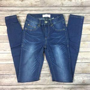 Garage Juniors Skinny Slim Fit Pencil Jeans